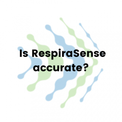 Is RespiraSense accurate?